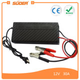 Suoer 12V 30A 보편적인 납축 전지 충전기 (SON-1230B)