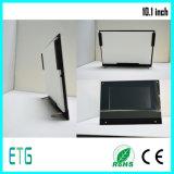 10, 1 Zoll Audio-Geschlecht LCD-kleine videogruß-Karte MP3-MP4