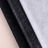 El interlinear fusible no tejido reforzado de la materia textil de la ropa para el uniforme de la chaqueta del juego