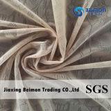 tessuto di maglia di lavoro a maglia di stirata del jacquard di disegno floreale di modo
