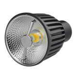 bulbo de la modificación 6W GU10 LED del reemplazo del halógeno de 95ra 50W