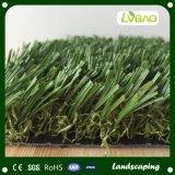 Ajardinar la hierba artificial de la decoración para el jardín