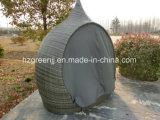 Muebles de ratán Muebles de exterior Tumbona Patio Set