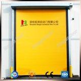 Дверь штарки завальцовки high-density Собственн-Ремонтоспособного спасения двери PVC высокоскоростного автоматического быстро
