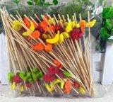Skewer/vara/picareta de bambu naturais da fruta de Eco (BC-BS1064)