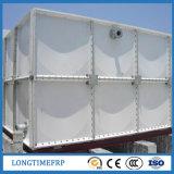 Бак для хранения воды стеклоткани GRP конкурентоспособной цены химически секционный