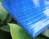 Feuille creuse du polycarbonate Sheet/PC de mur de la cavité quatre
