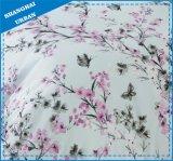 ばねの葉はポリエステル羽毛布団カバーセットを印刷した