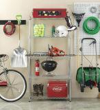 Оптовые блоки Shelving хранения гаража провода металла