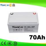batteria solare di uso dell'UPS di 12V 70 Ah/10hr con molto tempo di servizio