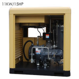 Compresseur d'air de vis de Btd 11kw/15HP