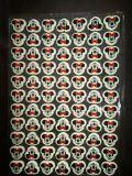 Lollipop dulce de la decoración del chocolate del juguete de la historieta