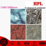 Diseño impermeable de HPL