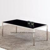 居間のコーヒーテーブルの新しいデザイン簡単なコーヒーテーブルか側面表