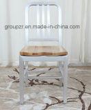 Wood+Aluminiumの椅子、ガーデン・チェア、夕食の椅子