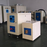 Het Verwarmen van de Verwarmer van de Inductie van de hoge Frequentie 380V Machine voor het Smeedstuk van de Staaf