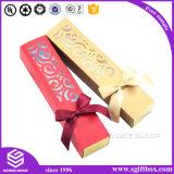 Caixa de empacotamento do chocolate da impressão de papel