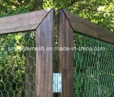 Reticolato della rete metallica utilizzato nella costruzione/rete metallica esagonale galvanizzata tuffata calda