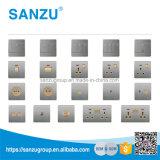 고품질 공장 가격 두 배 보편적인 벽 스위치 및 소켓