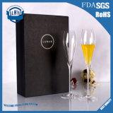 le gobelet 200mlcrystal en verre accouple des procès en verre de Champagne
