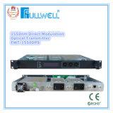 De Optische Zender fWT-1550dps -6 FTTH van de Zender CATV van de Laser van de optische Vezel