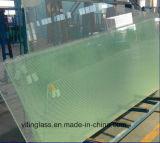 3-19m m endurecieron el vidrio impreso Partten