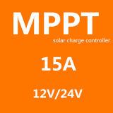 # régulateurs solaires de contrôleur du système MPPT 15A de réverbère de panneau de RoHS 100V picovolte de la CE