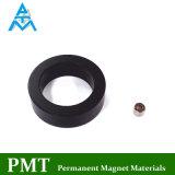 N48m de Magneet van NdFeB van de Lijn met Zwarte EpoxyDeklaag