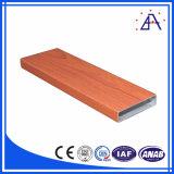 Perfiles de aluminio sacados para el tubo cuadrado/el tubo rectangular
