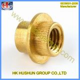 高精度の銅CNCの回転部品(HS-TP-013)