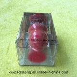 Прозрачная пластичная коробка для косметический упаковывать волдыря