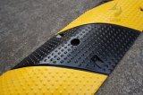 熱い販売の交通安全のゴム製道の速度のこぶ