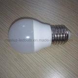 piccolo indicatore luminoso G45 E27/E14/B22 del globo 6W
