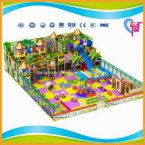 Спортивная площадка малышей европейского стандарта крытая с парком Trampoline (A-15332)
