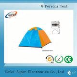 Heißes wasserdichtes Polyester-kampierendes Zelt für 2 Personen