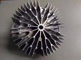 Het Afgietsel van de Matrijs van de Legering van het aluminium Heatsink voor LEIDENE Lamphouder wordt gebruikt die