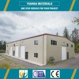 Estructura de acero de la luz del edificio de 2016 casas prefabricadas
