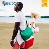 Wasserdichter kampierender Schlafsack-aufblasbarer Bohnen-Luft-Strand-Beutel