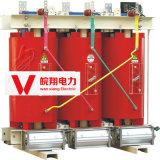変圧器または乾式の変圧器または円環形状の変圧器