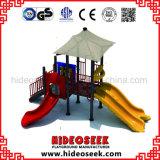 Напольное Preschool оборудование спортивной площадки