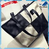 Le borse di cuoio di promozione Bwf1-205 delle signore di riserva dell'unità di elaborazione comerciano