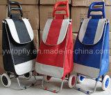 Maniglia di plastica degli accessori per il sacchetto del carrello del carrello di acquisto