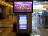 42-Inchdouble de Schermen die Speler, LCD Digitale Signage van de Digitale Vertoning van het Comité adverteren