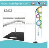 Forte bandiera di vetro esterna della bandierina della piuma del palo di bandierina di Aluminum&Fiber (LT-17F)