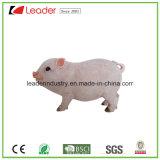 Estatua realista decorativa del cerdo de Polyresin para la decoración del jardín