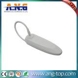 Etiqueta dura de la seguridad elegante antirrobo EAS de la caída de RFID para el seguimiento del bolso de los zapatos
