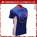 良質の卸売のカスタム短い袖の循環のジャージ(ELTCJI-10)