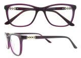El vidrio de moda del ojo del marco de la lente enmarca los vidrios ópticos del ojo de las gafas
