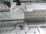 Ringlock Systems-Stahlplanke/Weg-Vorstand/Brücke mit geschweißtem Haken