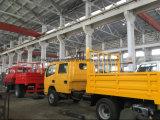8-10 Meter-doppelter Fahrerhaus-hoher Aufzug-Plattform-LKW